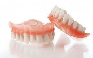 съемные челюсти