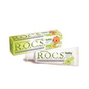 зубная паста рокс для детей