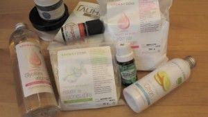 ингредиенты для зубной пасты