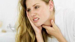 Невралгия языкоглоточного нерва