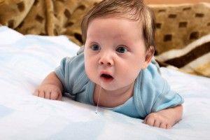 слюни у ребенка
