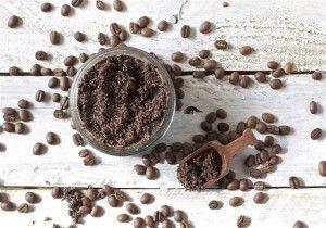 измельченные зерна кофе