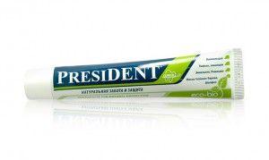 паста президент