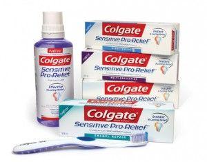 Colgate Sensitive pro-rilif