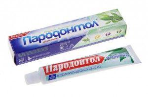 паста для зубов пародонтол