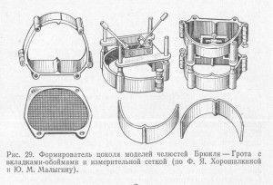 приборы для изготовления вставной челюсти