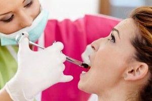 анастезия в стоматологии