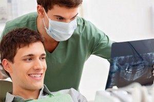 после имплантации зубов