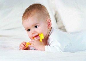 малыш с гызунком