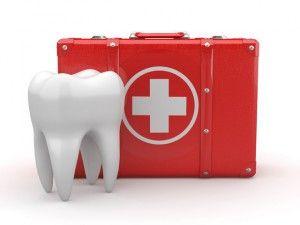 зуб и чемодан