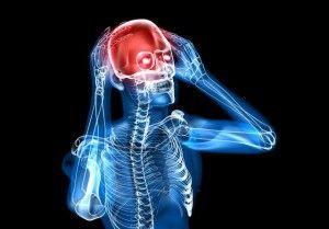 Воспаленный тройничный нерв