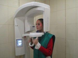 аппарат для панорамных снимков зубов
