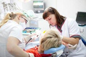 лечение зубов