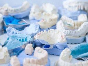 слепки для зубных протезов