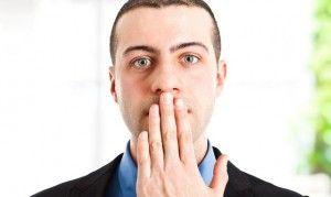 Запах ацетона изо рта и причины его привкуса