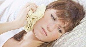 Хронический артрит ВНЧС