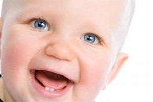 Эмаль на детских зубах