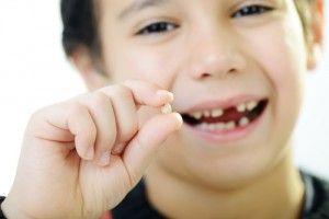 смена зубов